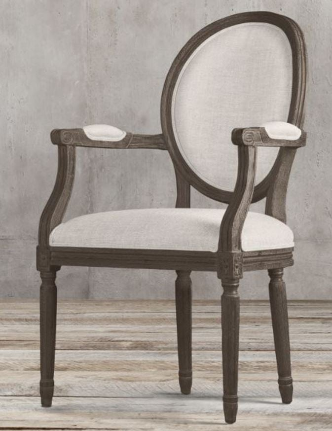 vintage french armchair 50 00 party rentals delivered